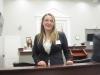 Smiling Defense attorney Alexis