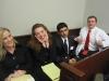 Crazy in court