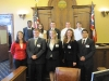 Steubenville Mock Trial team WINS!