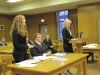 Megan makes an objection; Brooke defends (Jeff. Co. Court)