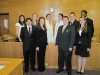 Mock Trial team 2011