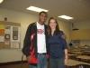 Dreylon and Mrs. Metcalf