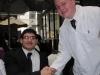 A gentleman\'s handshake