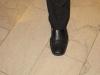 Zach\'s shoe