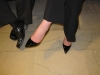 Megan\'s heels