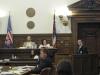 Trevor testifies