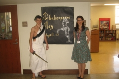 Shakespeare Day 2009