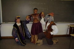 Shakespeare Monologues 2004