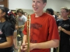 Band plays in the halls