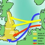 Anglo-Saxon Jutes invasions